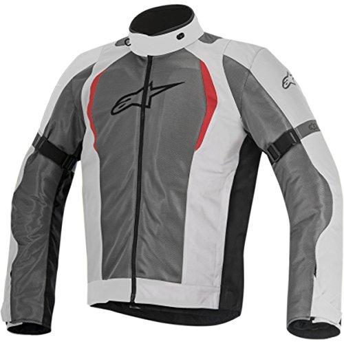 Alpinestars Amok Air Herren Street Motorrad Jacken-Grau/Grau Air Jacket Liner