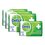 Dettol Original Soap, 3x75g with Free Soap, 75g