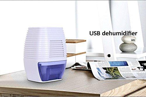 Deumidificatore, Stoga 300ML Deumidificatore portatile compatto per ...