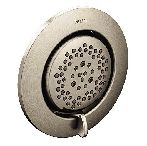 Moen ts1422bn Mosaik two-function 3–1/10,2cm Ø Kopf Body Spray, Nickel - Body Delta-shower