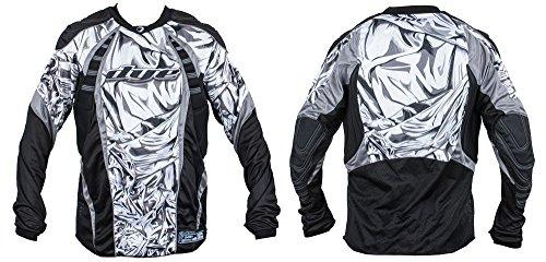Dye Jersey C12 Cloth cloth white, Größe:2XL/3XL (Paintball 2xl)