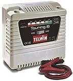 Telwin Touring 15–Akku-Ladegerät (100W, 230V), Rot und Schwarz