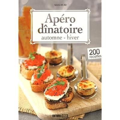 Apéro dînatoire automne-hiver