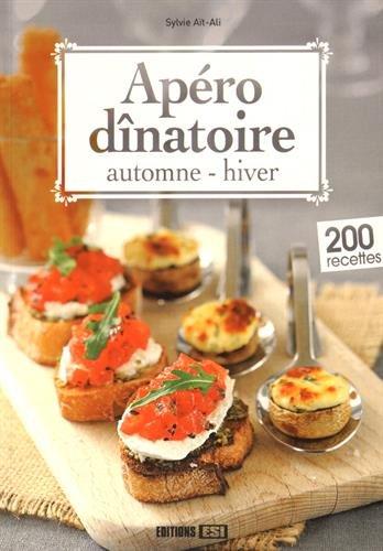 Apéro dînatoire automne-hiver par Sylvie Aït-Ali