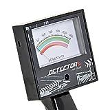 Voss Detector HD 5500 - Die Tiefensonde für das Extreme - Metallsuchgerät Metalldetektor -