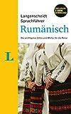 """Langenscheidt Sprachführer Rumänisch - Buch inklusive E-Book zum Thema """"Essen & Trinken"""": Die wichtigsten Sätze und Wörter für die Reise"""