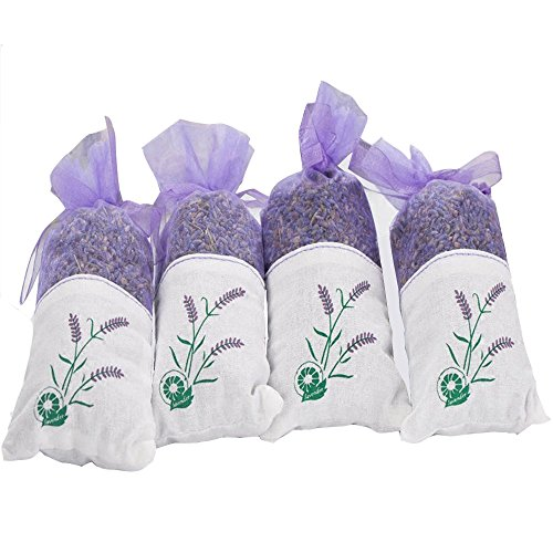 fleurs-de-lavande-sechees-hkyiyo-lot-de-4-sacs-pour-chambre-salon-salle-de-bain-armoire-tiroir-voitu