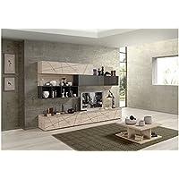 Amazon.it: Nuovarredo - Pareti attrezzate / Soggiorno: Casa e cucina