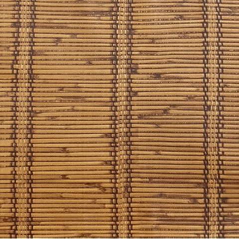 XAH@ Simulación de paja y bambú persianas retro comedor living comedor sala, fondos de pantalla hotel restaurante de hotel , 2 , 0.53m*10m