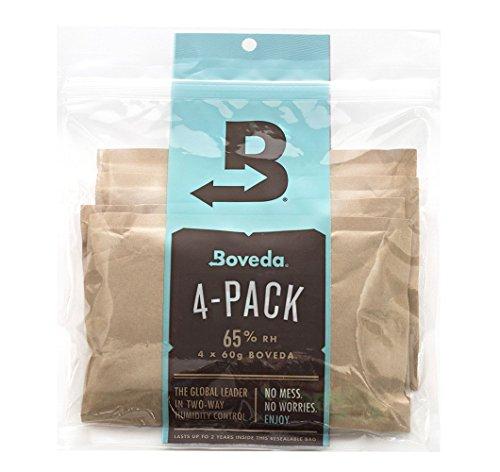 Boveda- Sobre humidificador 60 gramos. Mini pack