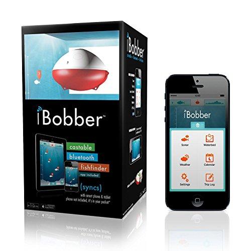 Preisvergleich Produktbild IBobber Bluetooth Smart Echolot Fischfinder - Karpfen und Nachtfischen,  005-1002010