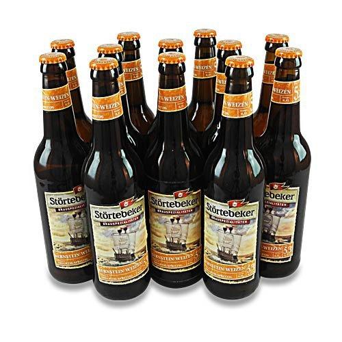 Störtebeker Bernstein-Weizen (12 Flaschen à 0,5 l / 5,3 % vol.)