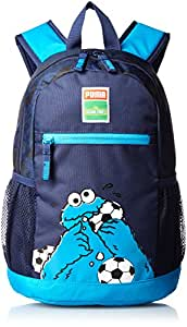 Puma 14 Ltrs Peacoat and Cookie Monster Casual Backpack (7382901)