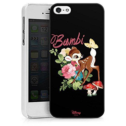 Apple iPhone X Silikon Hülle Case Schutzhülle Disney Bambi Merchandise Fanartikel Hard Case weiß