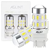 AGLINT 3157 LED Bulb Super Bright 6000K 12V 24V 3056 3156 3057 4157