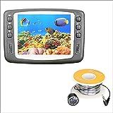 FF112 - Unterwasser Angeln Inspektion Kamera Night Vision 8,9 cm Farbe Monitor und 15 Meter Kabel