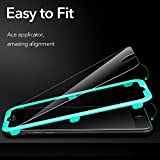"""[2 pack] iPhone 8 / 7 / 6s / 6 Screen Protector, [Easy Installation Frame], [Lifetime Warranty], ESR Premium Tempered Glass Screen Protector for iPhone 8 / 7 / 6s / 6 4.7"""""""