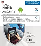 #8: McAfee Mobile Security - 1 Device, 1 Year - Product Key (Email Delivery in 2 hours- No CD)
