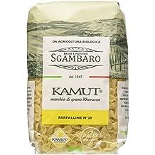 Sgambaro Khorasan Kamut Farfalline, No. 28 - 250 gr - [confezione da 4]