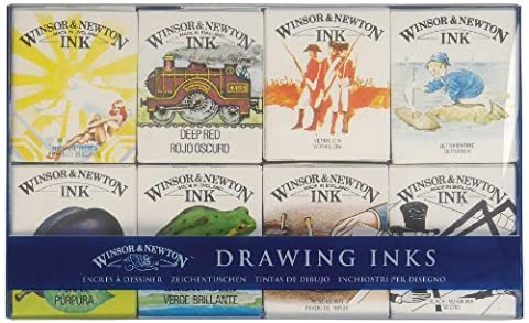 Winsor & Newton Drawing Ink William