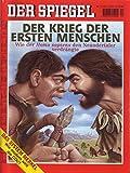 Der Spiegel Nr. 12/2000 20.03.2000 Der Krieg der ersten Menschen Wie der Homo Sapiens den Neandertaler verdrängte - Stefan Aust