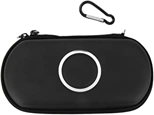 Imported Carry Case Cover Bag Game Pouch For SONY PSP 1000 2000 3000 Slim -Black