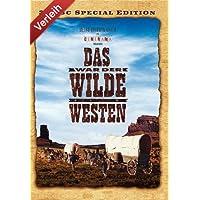 Das war der Wilde Westen - Doppel DVD