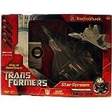 Transformers Star Scream American F22 Radio Control Micro Flyer Military Plane (RadioShack) SPEED up to 18.6mph (30k/hr)