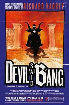 Devil Said Bang (Sandman Slim, Book 4) by [Kadrey, Richard]