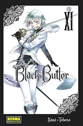 Black Butler - Número 11 (CÓMIC MANGA) por Yana Toboso