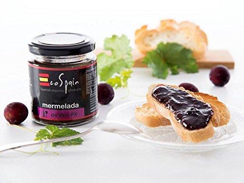 Marmelade mit Wein von Pedro Ximenez 275 gr. Onhe Farb- und Konservierungsstoffe. Gluten-frei. Gourmet (Kostüme Und Wein Käse)