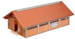 Faller - Edificio de Negocios y oficinas de modelismo ferroviario H0 Escala 1:160