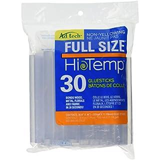 AD TECH 14zip30Hochtemperatur Klebstoff sticks-7/16x 4-Zoll