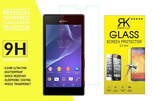Sony Xperia M2 dual Tempered Glass Anti-Scratch