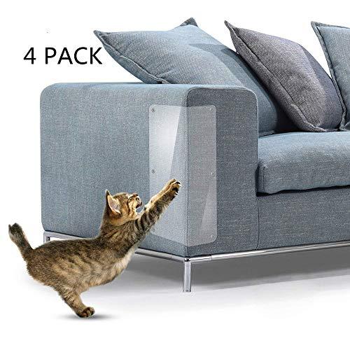GattoMembrana per tappetino per mobili Impugnatura Membrana Prevenzione del cuscinetto antigraffio per gatto Protezione del divano Deterrente antigraffio per gatto per divano Pellicola protettiva