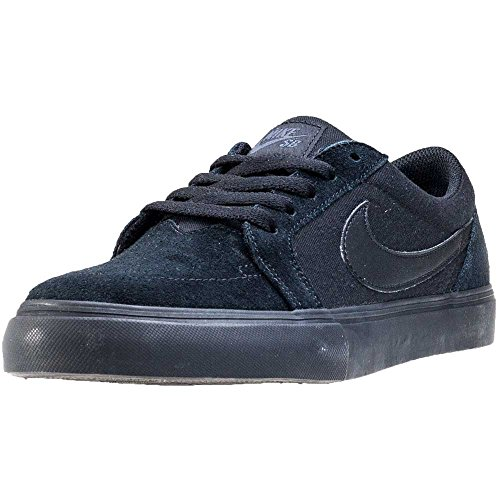 Nike Sb Satire Ii, Baskets Basses Homme, TOP Negro (Black/Black-Anthracite)