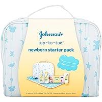 Johnson's Baby Sensitive Touch New Born Starter Pack