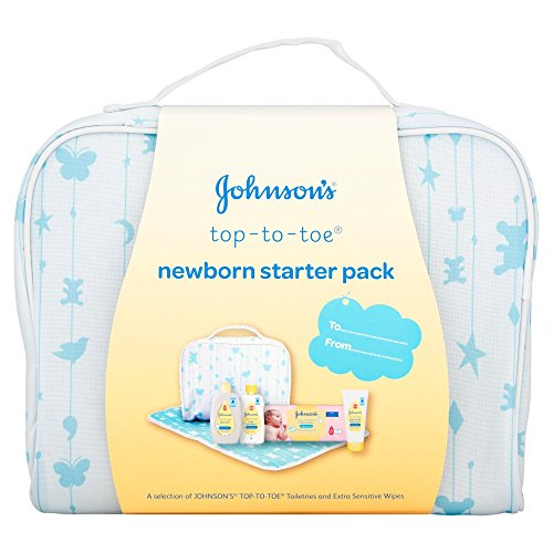 Johnson's Baby Sensitive Touch New Born Starter Pack