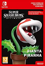Smash Bro Ultimate Piranha Plant Fighter [Switch - Download Code]
