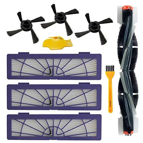 Accessoires Brosse principale pour aspirateur robot Neato...