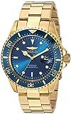 Invicta 23388 Pro Diver Reloj para Hombre acero inoxidable Cuarzo Esfera azul