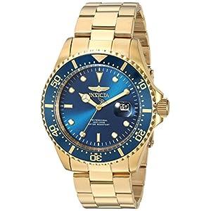 Invicta 23388 Pro Diver Reloj para Hombre acero inoxidable Cuarzo Esfera