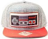 Nintendo Cap Controller Mütze NES Baseball Cap Schirmmütze Flat Bill Snapback Kappe