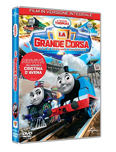 Il Trenino Thomas: La Grande Corsa (DVD)