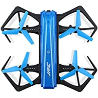 HUHU833 JJRC H43WH 720P WIFI Camera Foldable With Altitude Hold RC Quadcopter(Blue Crea ) - Compare prices on radiocontrollers.eu