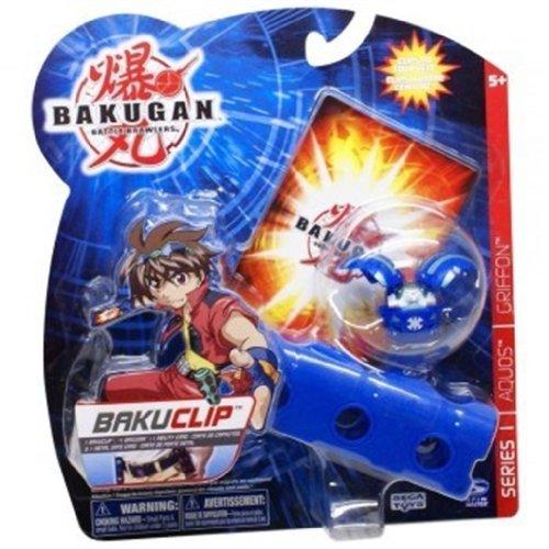 Upper Deck 221496 - Bakugan Baku-Clip