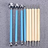 Way Beyond Stylus Tools Set Ceramic Clay Dot Painting Tool Clay Pottery Modeling Kit