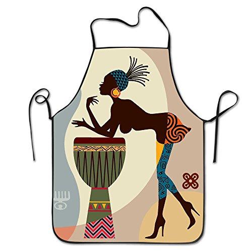 African american Art mujer africana pintura casa cocina