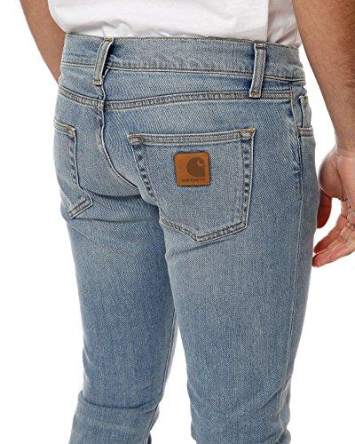 Carhartt - Pantalon - Homme blue true bleached
