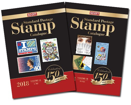 Scott 2018 Standard Postage Stamp Catalogue Volume 5: Countries N-Sam from Around the World: Scott 2018 Volume 5 Catalogue: N-Sam Countries of the Wor ... Stamp Catalogue Vol 5 Countries N-Sam)